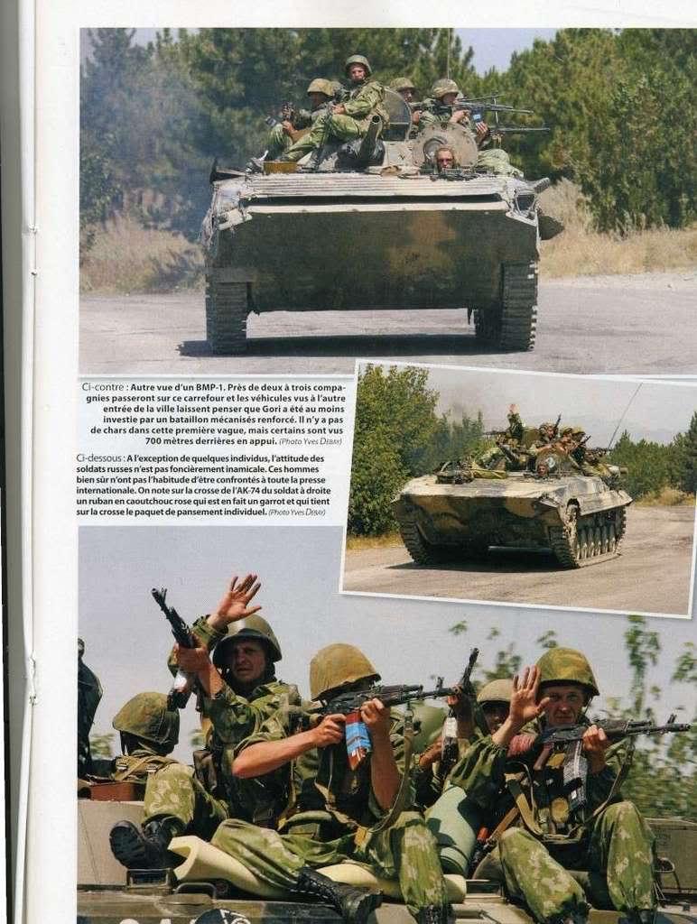 Revista dedicada ao conflito Russia-Geórgia Img65310