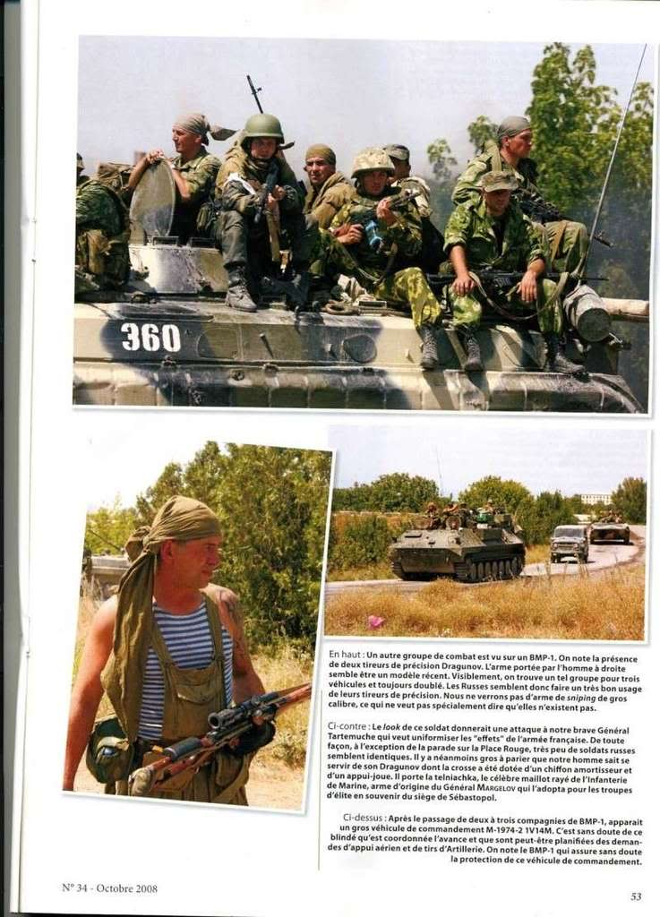 Revista dedicada ao conflito Russia-Geórgia Img65510