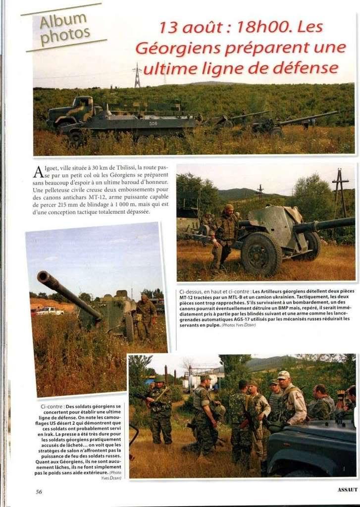 Revista dedicada ao conflito Russia-Geórgia Img65910