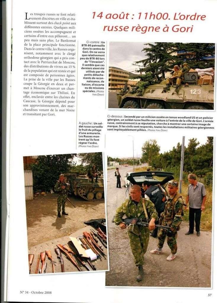 Revista dedicada ao conflito Russia-Geórgia Img66010