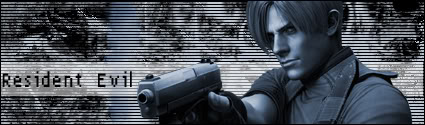 hiiii, pleased to meet you ResidentEvilSig
