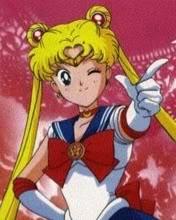 Personajes parecidos Sailormoon