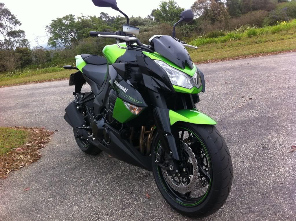 Kawasaki Z1000 - Primeiras impressões - Página 2 IMG_0373