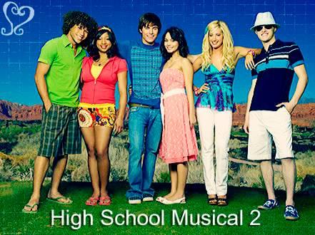 HSM (High School Musical) HSM2