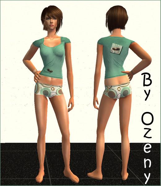 Pijamas y ropa interior (mujer adulta y adolescente) Pijama01