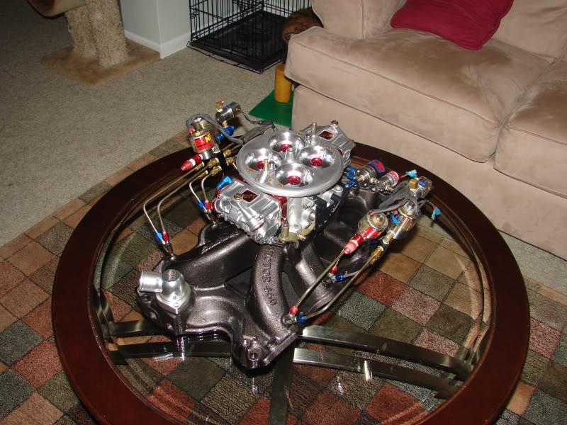 bruno's new B.F. EVANS RACING MOTOR 003-2