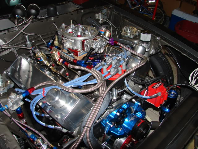 PLEASE POST PICS OF YOUR ENGINES !! 031-2