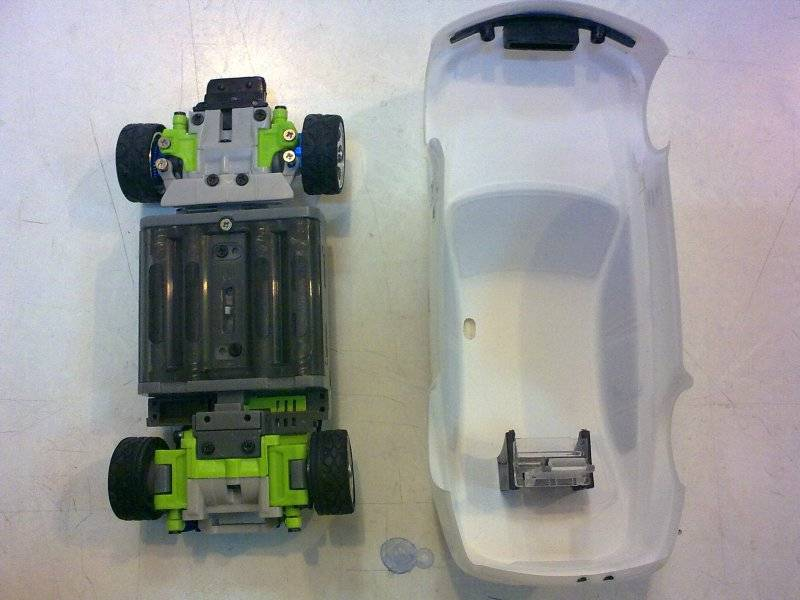 """targetingxmod"" X-Mods Evo Car's :) 13_300320122407"