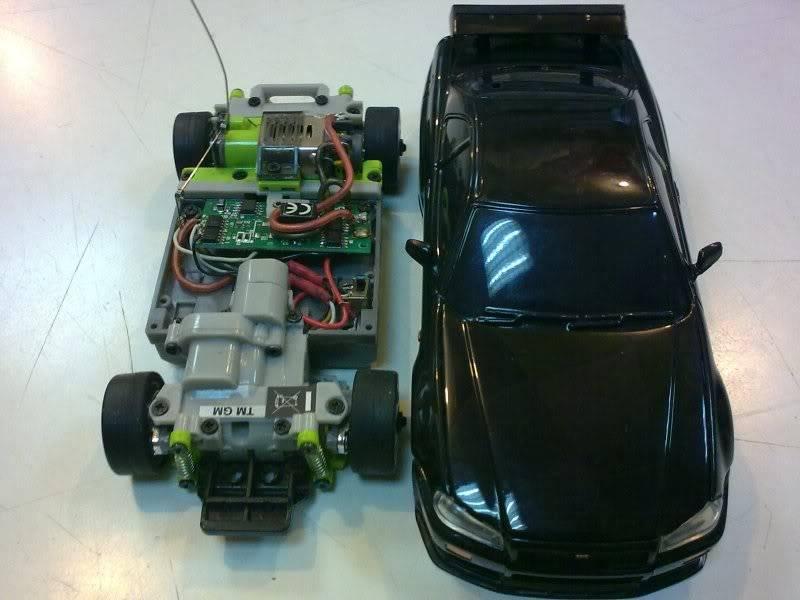 """targetingxmod"" X-Mods Evo Car's :) 11_280120111227"