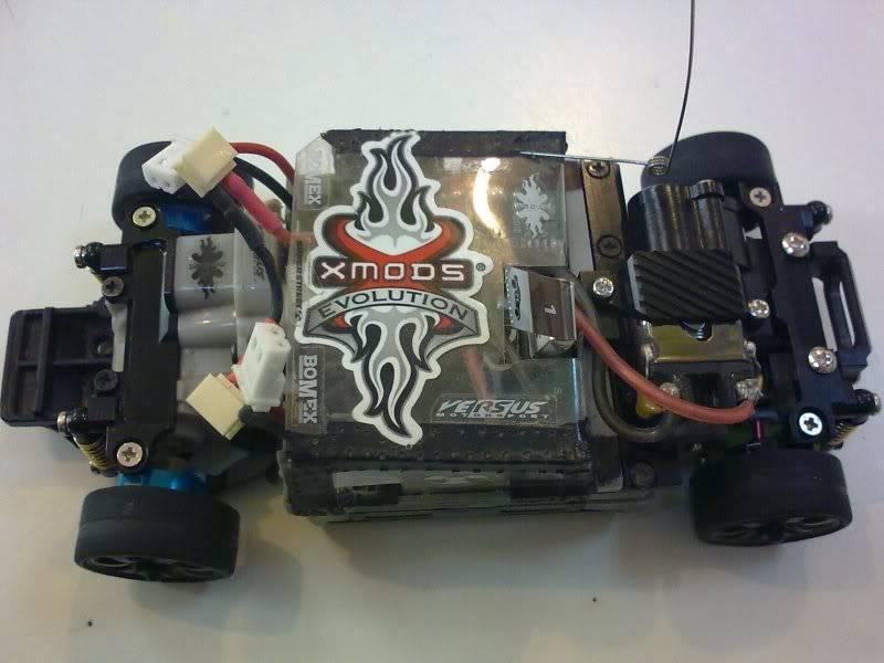 """targetingxmod"" X-Mods Evo Car's :) 55_200420111563"