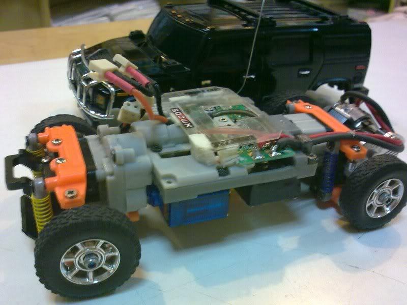 """targetingxmod"" X-Mods Evo Truck's :) 32_011220112193"