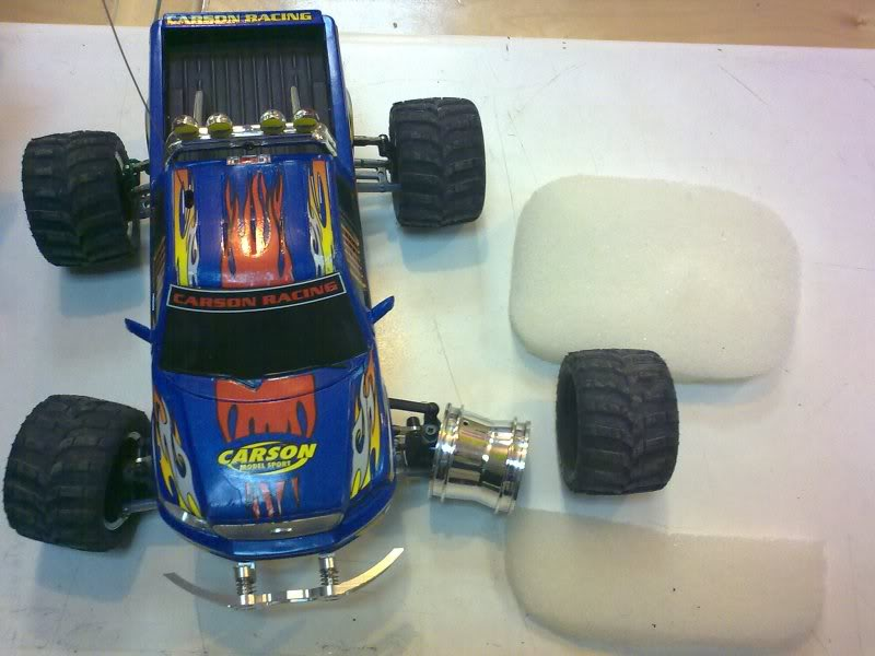 """targetingxmod"" Carson Mini Bull on Miniz Board and Li-fe 6.6v 45_16102010662"