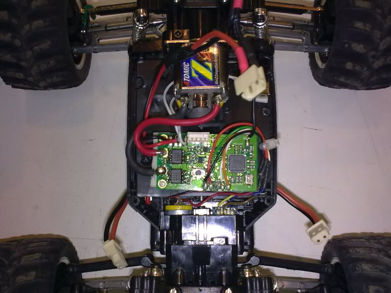 """targetingxmod"" Carson Mini Bull on Miniz Board and Li-fe 6.6v 66_16112010774"