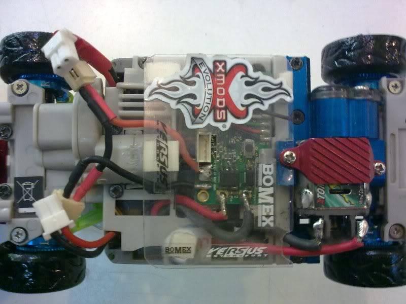 """targetingxmod"" X-Mods Evo Car's :) 127_290720111800"