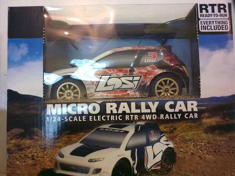 """Losi Micro Rally 4x4 brushless by """"targetingxmod"""" 1_16112010768"""