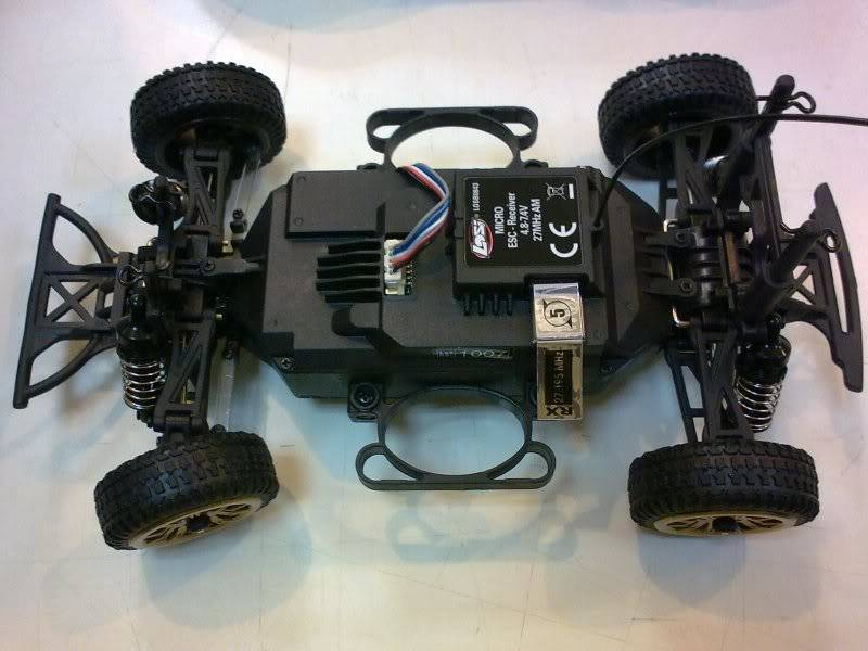 """Losi Micro Rally 4x4 brushless by """"targetingxmod"""" 3_16112010769"""