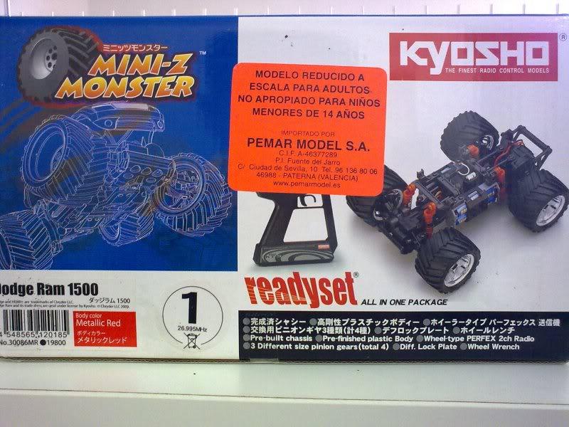 """""""targetingxmod"""" Mini-Z Monster 13_04102010570"""