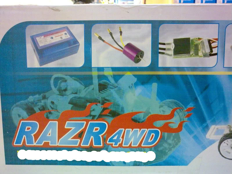 """targetingxmod"" Razr brushless 4x4 Mini-Z Mercedes body 04_180520111640"
