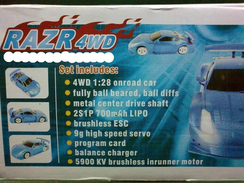 """targetingxmod"" Razr brushless 4x4 Mini-Z Mercedes body 05_180520111646"