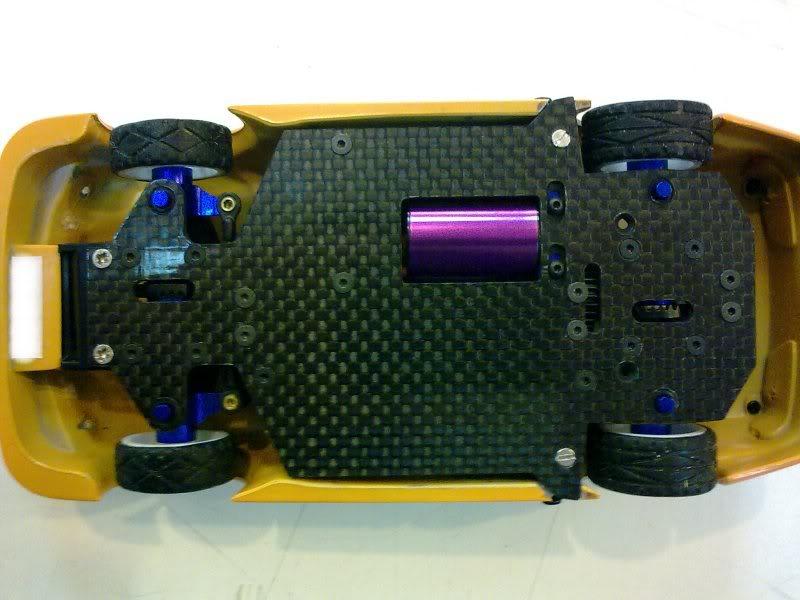"""targetingxmod"" Razr brushless 4x4 Mini-Z Mercedes body 07_190520111649"