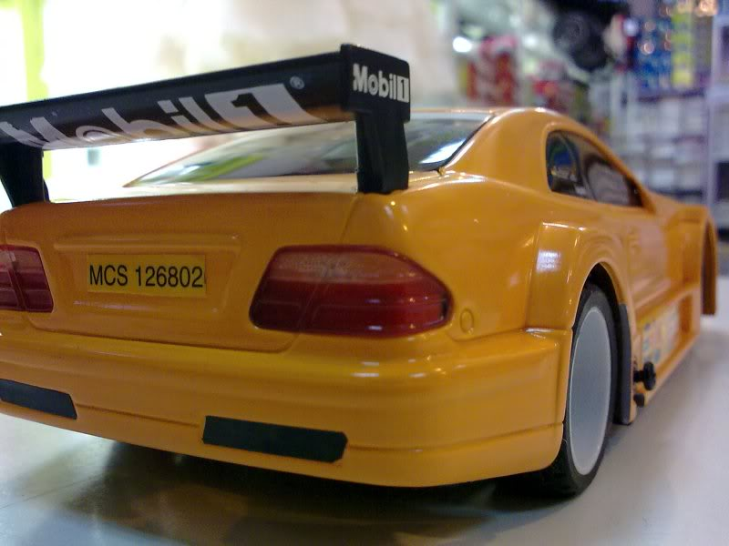 """targetingxmod"" Razr brushless 4x4 Mini-Z Mercedes body 08_190520111653"