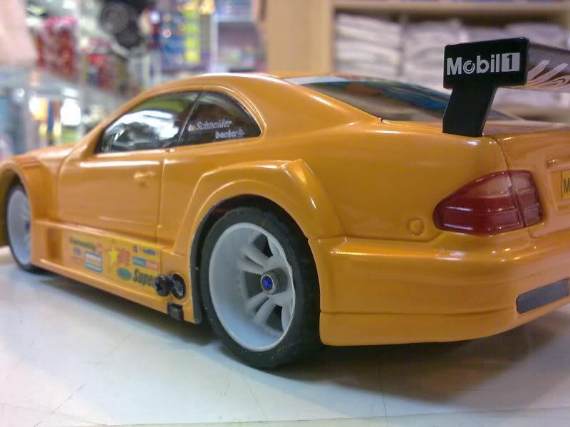 """targetingxmod"" Razr brushless 4x4 Mini-Z Mercedes body 09_190520111650"