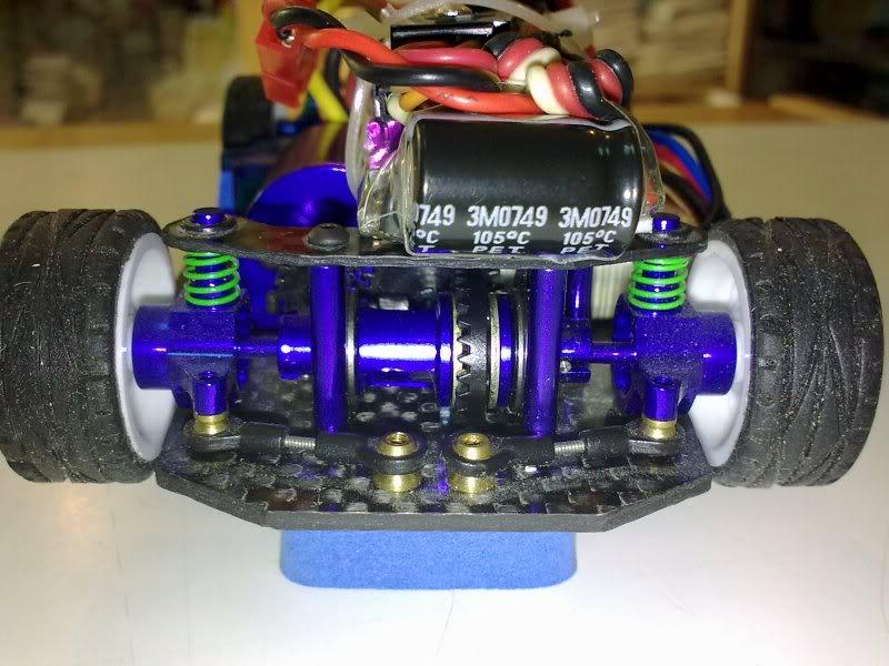 """targetingxmod"" Razr brushless 4x4 Mini-Z Mercedes body 13_131020112035"