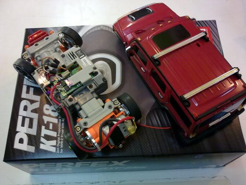"""targetingxmod"" X-Mods Evo Truck's :) 08_01102010560"