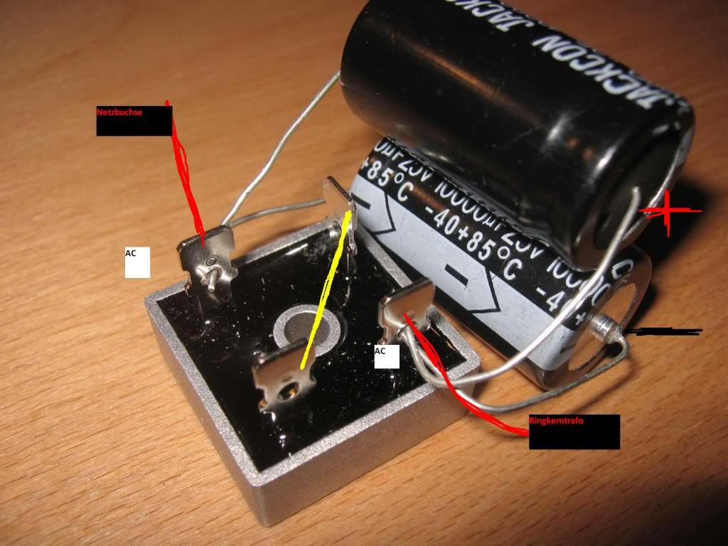 Ruido HUMM em coluna activa profissional logo ao ligar 230v Netzfilter94sp