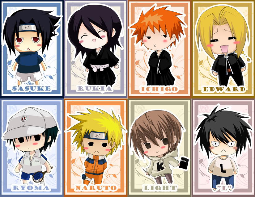 Personajes Chibis Chibis_Collection_by_Ichigo_OH