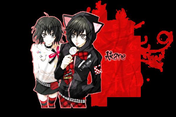 Siggy ;o Akane2
