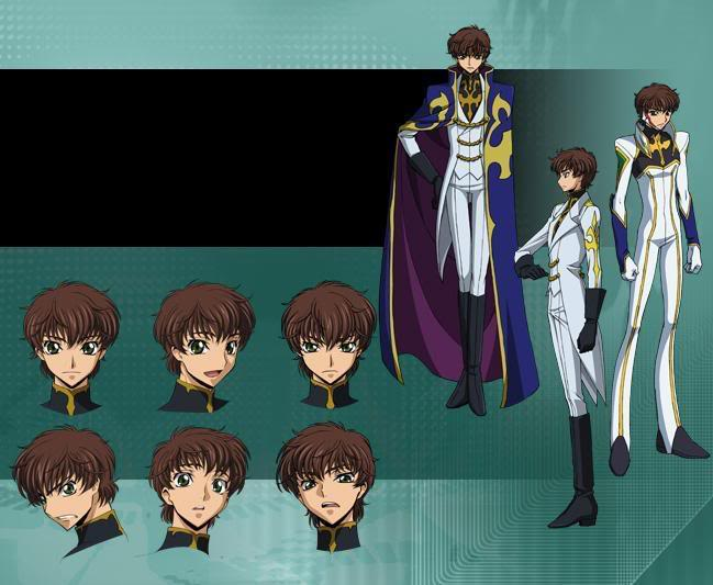 [Code Geass R2] [Suzaku Kururugi] [the Rounds of seven ver.] Suzakupic
