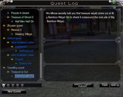 Treasure Is Out [15G] 13gbgb
