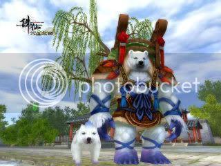 Zhuxian PETS (picz) Bear3