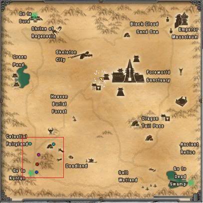 Wandering Heaven General's Trial [Guide] FWWWWWSS