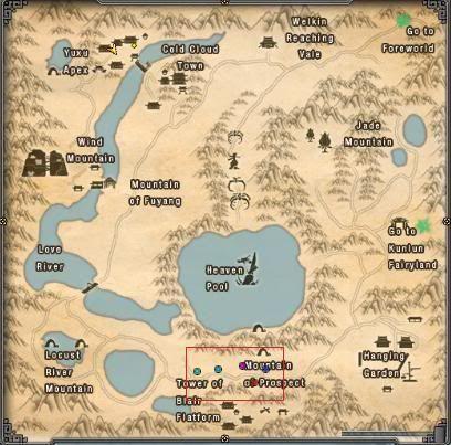 Wandering Heaven General's Trial [Guide] Kunlunnnsnsns
