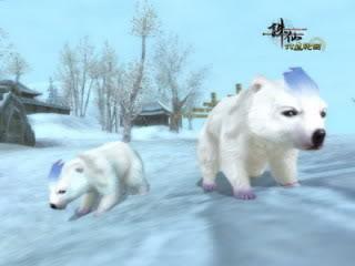 Zhuxian PETS (picz) Bear1