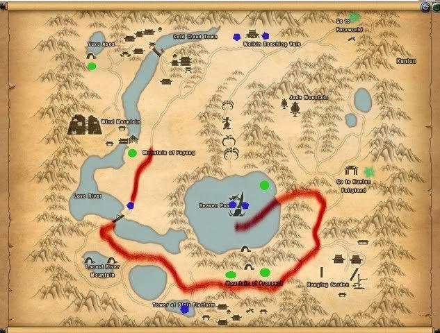 Elite Mobs [corrupts + SnowMan ] Guide Kunluncorruptszx-1