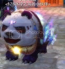Zhuxian PETS (picz) Panda3