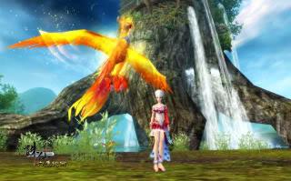 Zhuxian PETS (picz) Phoenix2