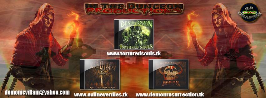 Dosia Demon CD's for sale DOSIABANNERKopie