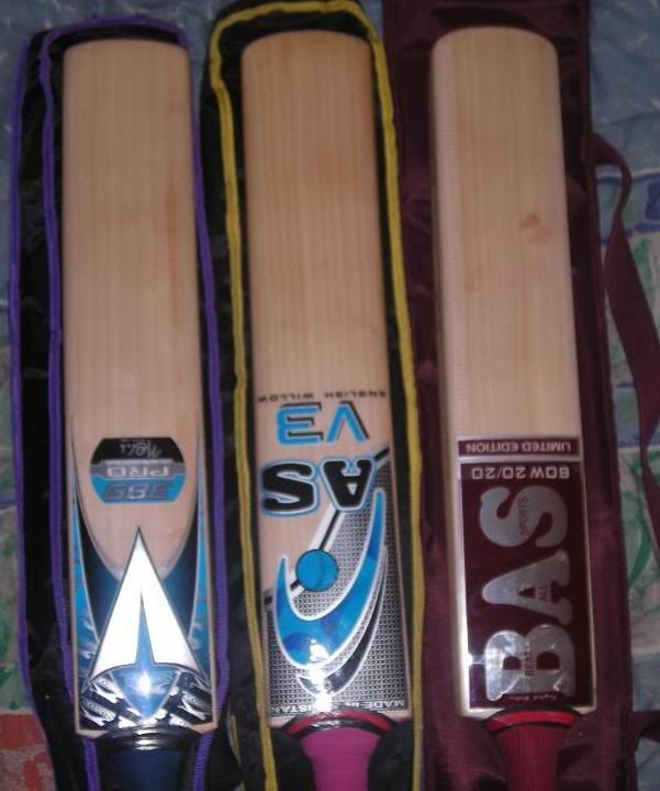 Best Bats Competition Testbats