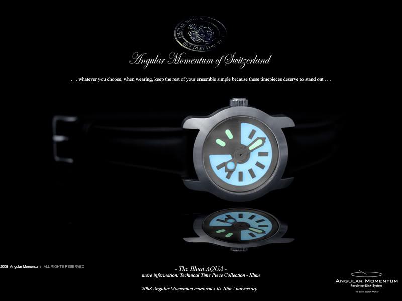 Angular Momentum Illum Aqua 200m Aqua200m