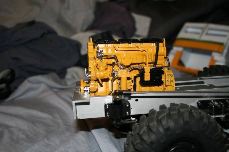 Diorama motor 1/12 CAR C15 ColinsAHSVS15005-1