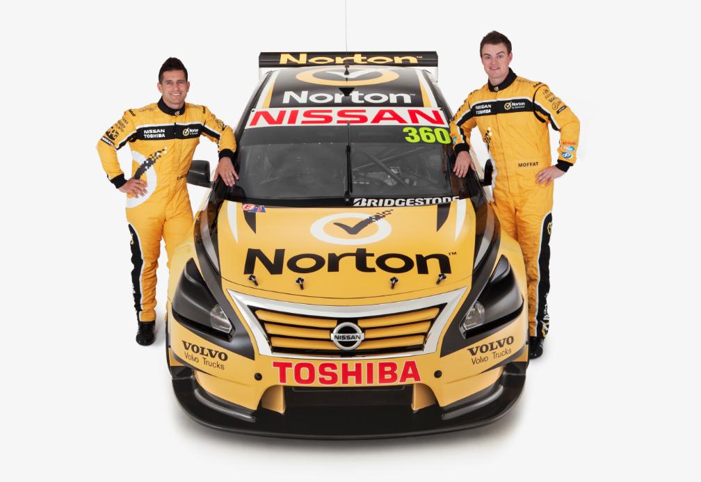 2013 V8SC Team Launch's Norton1_zpsfb707374