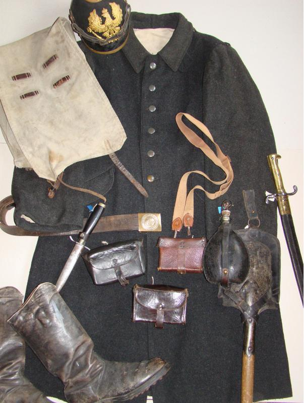 Soldat Ersatz ou de Reserve, 1915, quelque part en Allemagne...... (collection JS1) DSC04869_zps68d87150