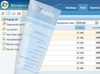 @Live.nl Sahibi Olmak için (@Live.nl uzantılı E-mail adresi almak - 2 Gb) Hotmails