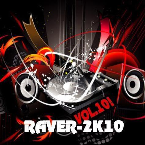 RAVER-2K10 VOLUME.10! FrontCover-1