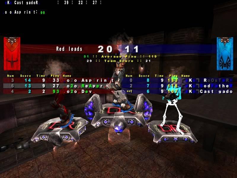 xKs vs .o2o. 6/30/09 Xks1-4