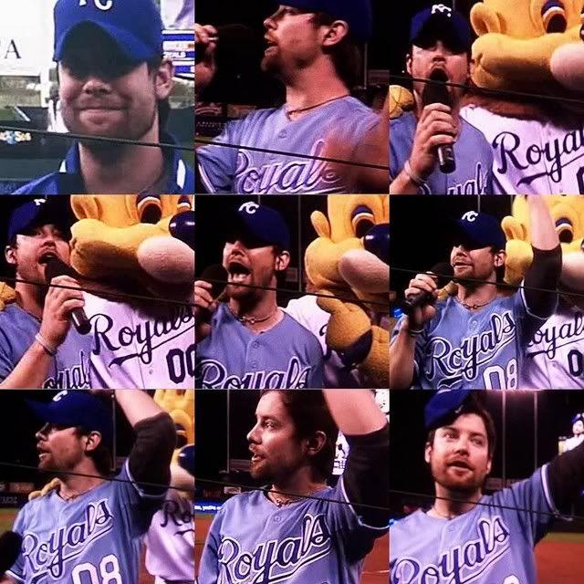Kansas City Royals:Basseball team Collage-2